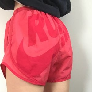Rare Nike Running Shorts